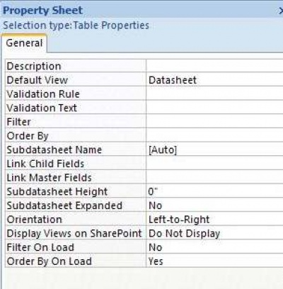 ms access datatype  Working with Attachment data type in Microsoft Access | Expert Zone ...